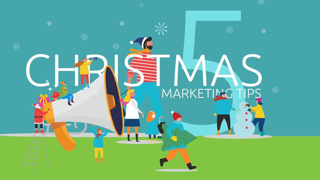 5 Christmas Marketing Tips